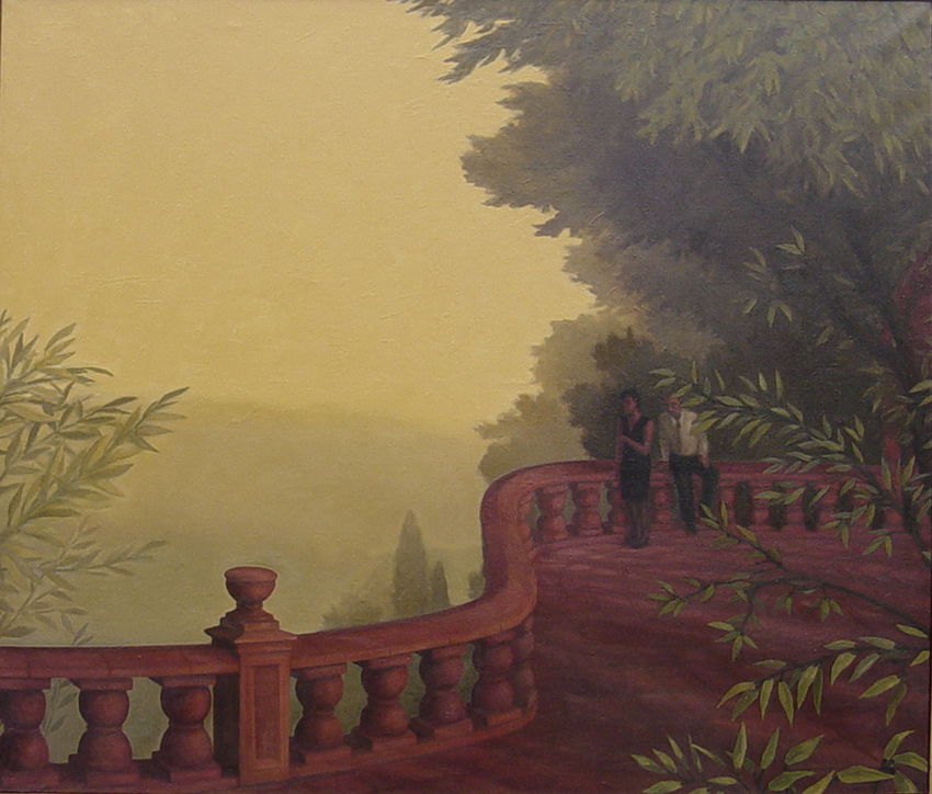 Jadeus, Oljemålningar 80-talet/Jadeus, Oilpaintings 80«s
